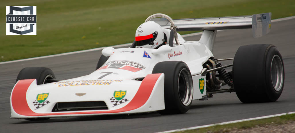 #7 C.Sharples - 1975 Chevron B29 - Historic Formula 2