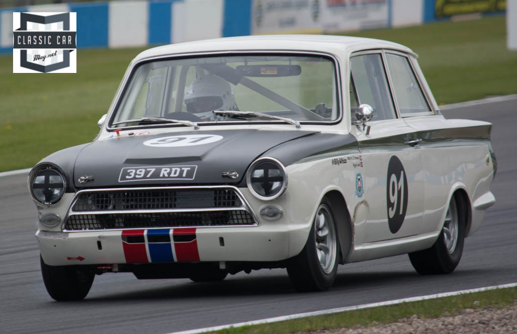 #91 M.Strommen - 1966 Ford Lotus Cortina - Pre 66 under 2L Touring Cars