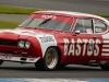 #123 R.Wood & A.Morgan - 1974 Ford Capri 3.4 - Historic Touring cars