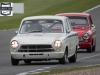 2 Ford Lotus Cortinas - Pre 66 under 2L Touring Cars