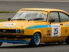 #25 P.Ratcliffe & G.Scarborough - 1981 Ford Capri 3.0 - Historic Touring cars