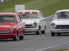 3 Ford Lotus Cortinas - Pre 66 under 2L Touring Cars