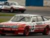 #8 S.Soper & C.Ward - 1986 Rover Bastos Vitesse SDI - Historic Touring cars
