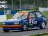 A.Eason - Ford Fiesta XR2 - Blue Oval Saloon (Class C)