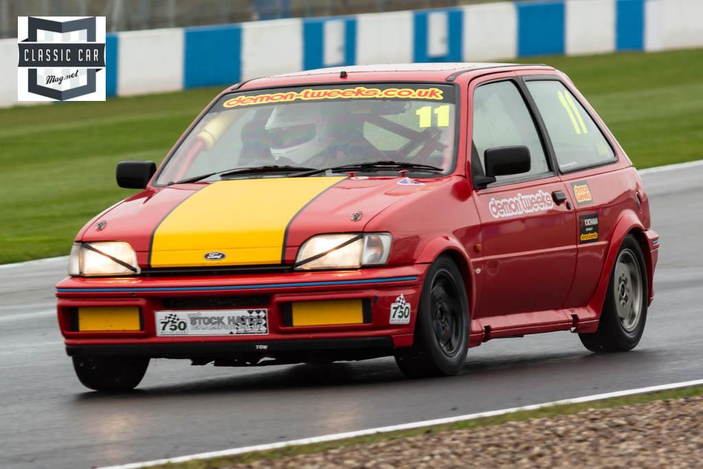 #11 A.Philpotts - Ford Fiesta XR2i