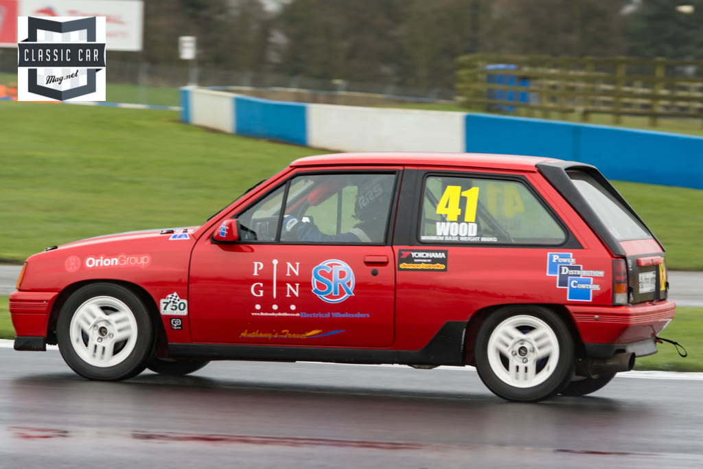 #41 J.Wood - Vauxhall Nova GTE