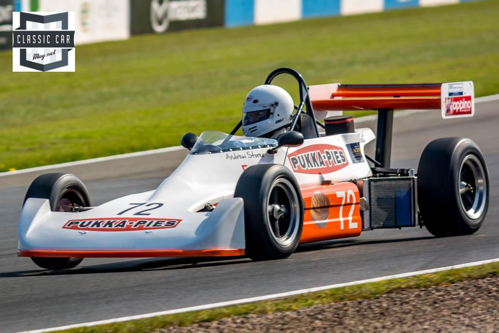 A.Storer - 1979 Reynard SF79 - Formula Ford 2000