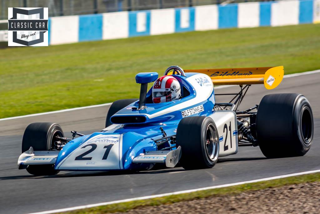 D.Shaw - 1972 March 721 - Classic Formula 3