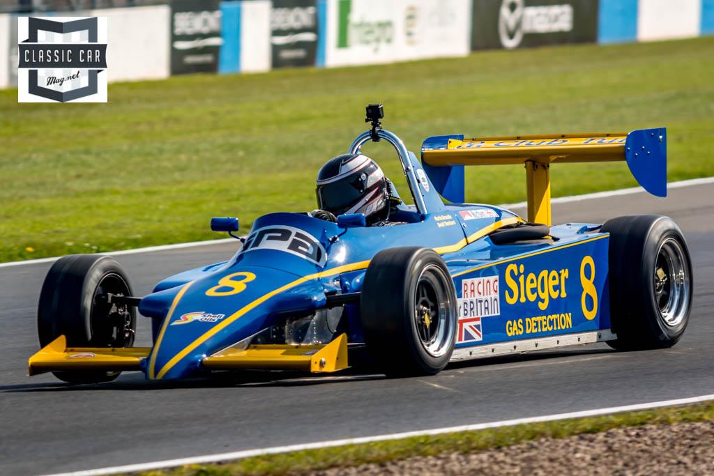 D.Thorburn - 1983 Ralt RT3 - Classic Formula 3