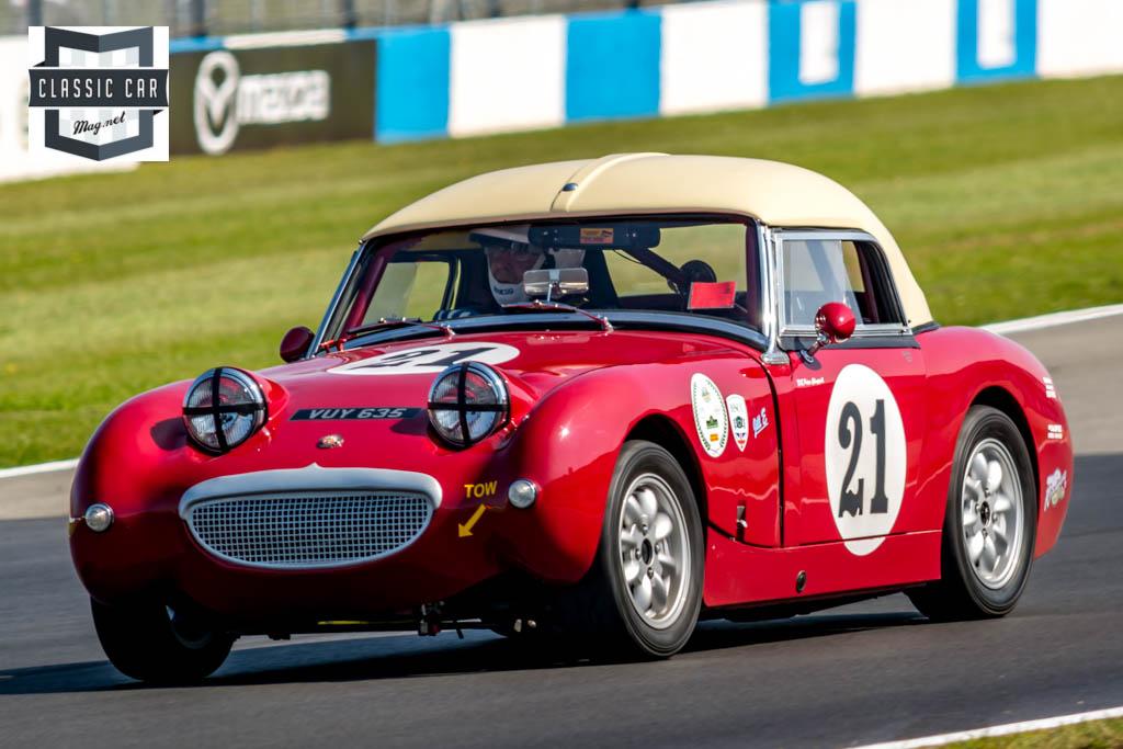 P.Chappell - 1958 Austin Healey Sprite Mk1 - Historic Road Sports