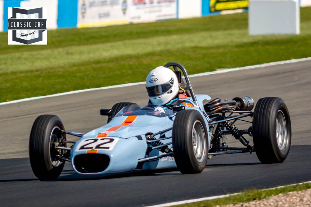 T.Brice - 1971 Merlin Mk20 - Historic Formula Ford