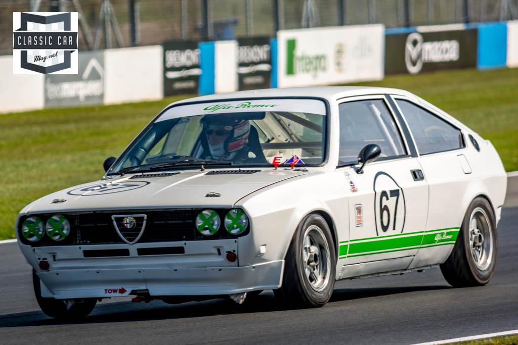 T.Hayes - 1978 Alfa Romeo Alfasud Sprint - 70's Road Sports