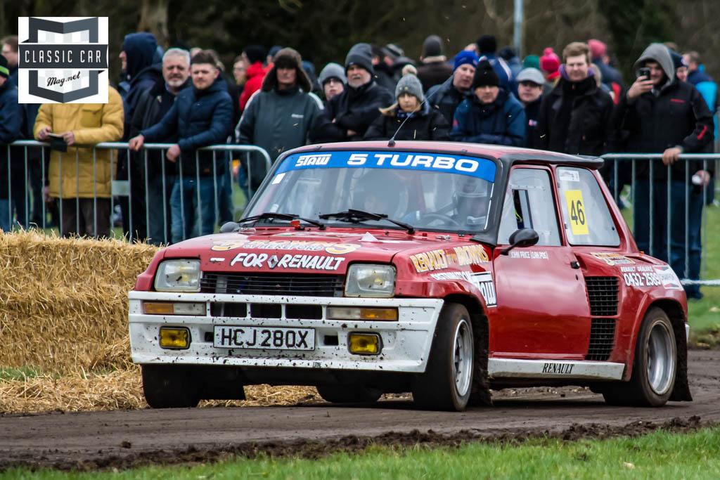 L & K.Jones - Renault 5 Turbo