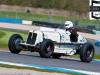1936 ERB R98, Otto Rainer,  HGPCA Nuvolari Trophy Pre-1940 Grand Prix Cars