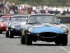 E-Type Jags at the Goodwood Revival Meeting