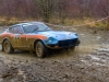 Datsun 240Z at the Roger Albert Clark Rally 2012 - Stage 19