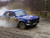 Ford Escort RS2000 at the Roger Albert Clark Rally 2012 - Stage 19