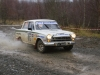 Ford Lotus Cortina at the Roger Albert Clark Rally 2012 - Stage 19