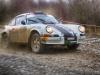 Porsche 911 at the Roger Albert Clark Rally 2012 - Stage 19