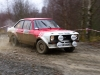 Ford Escort RS at the Roger Albert Clark Rally 2012 - Stage 19