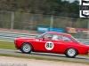 1965 Alfa Romeo Giulia Sprint GTA, Simon Tate and Stuart Lawson, U2TC Pre-66 Under Two-Litre Touring Cars