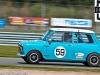 1965 Austin Mini Cooper S, Robert and Josh Beebee, U2TC Pre-66 Under Two-Litre Touring Cars