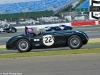 2012 Silverstone Classic, Nick FINBURGH and John CLARK, Jaguar C-type