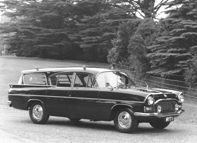 Her Majesty the Queen's 1961 Cresta Friary Estate PA | Classic Car Magazine  | Classic Car Magazine