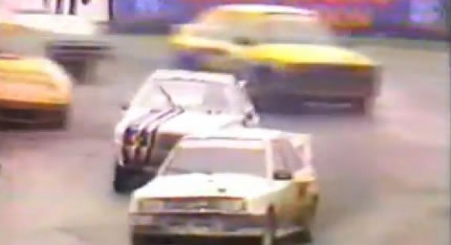1986 Brands Hatch Rallycross Grand Prix (Video)