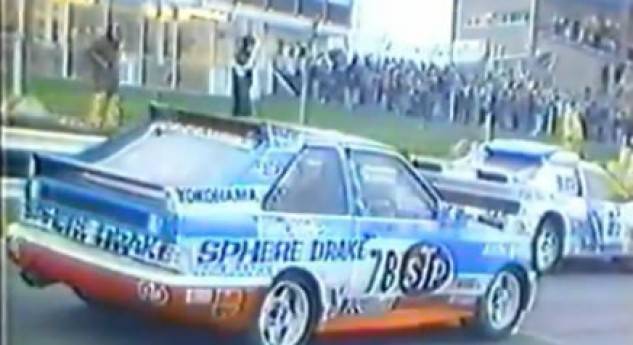 1987 Motaquip British Rallycross Grand Prix (Video)