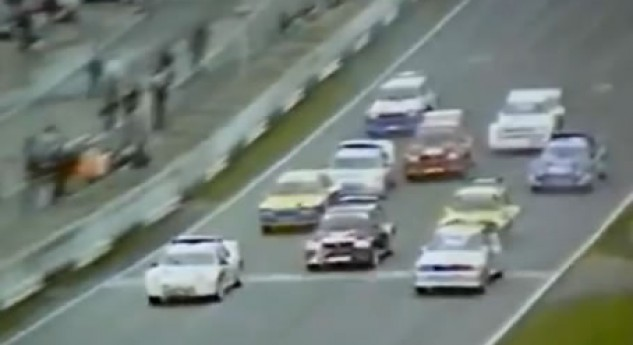 1988 British Rallycross Grand Prix Final (Video)