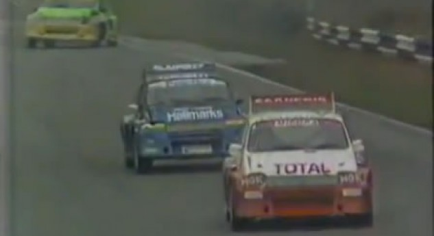 1990 Motaquip British Rallycross Grand Prix (Video)