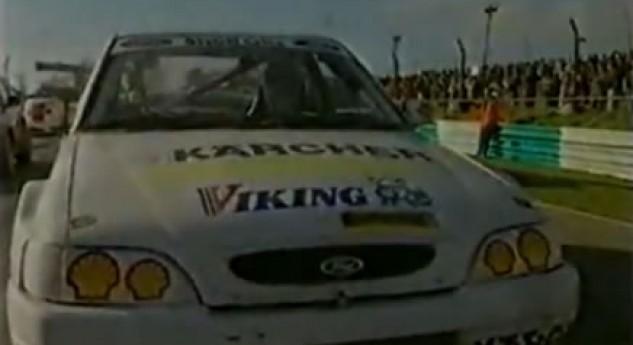 1993 British Rallycross Grand Prix Final (Video)