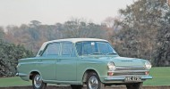 Ford Cortina History
