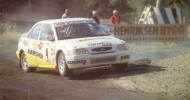 1993 – A New Era in the European Rallycross Championship