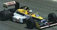 Nigel Mansell – 1992 Formula 1 World Champion