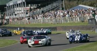 The 2013 Goodwood Revical To Mark The 50th Anniversary Of The Ford GT40's Development With A Unique One-Model Race
