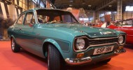 Fords From Pre-War To Young Classics On Display At The Footman James Classic Motor Show