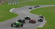 'MAD JACK' AT THE DONINGTON HISTORIC FESTIVAL, 30 APRIL TO 1 MAY 2011