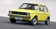 VW Golf History