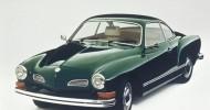 Karmann Ghia history