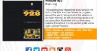Reprinted! Porsche 928 by Brian Long