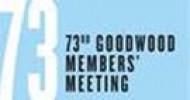 British Touring Car Ace Andrew Jordan Joins Goodwood 73rd Members' Meeting