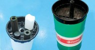 Clean and convenient waste oil disposal