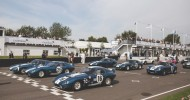 Shelby Daytona Coupes Highlight Opening Day at Goodwood Revival