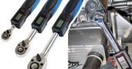 New style digital torque ratchets from Laser Tools