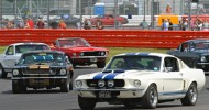 On Parade At Silverstone Classic