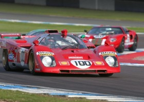 Eight Decades Of Motorsport To Roar Into Action At The Donington Historic Festival