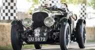 Trio Of UK Debuts For Bentley At 2016 Festival Of Speed