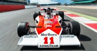 Silverstone Pays Tribute To James Hunt
